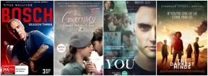 #AMonthofFaves : On the Screen #booksandmovies OrangeCountyReaders.com